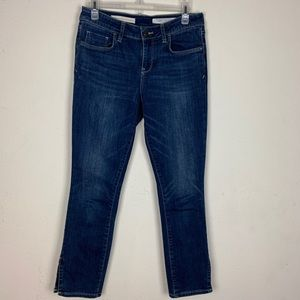 Pilcro & the Letterpress- Stet Cropped Jeans sz 29